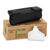 TK50H Toner, 15000 Page-Yield, Black