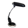 Full Spectrum 13W Desk Lamp, Swivel Base, Spring Balance Arm with 14 Inch Reach