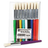 Charles Leonard Stubby Brush Set - LEO 73210