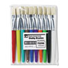 Charles Leonard Stubby Brush Set - LEO 73290