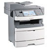 X463de Multifunction Laser Printer w/Networking &amp; Duplexing