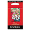 Lexmark 18Y0340 Ink, 500 Page-Yield, Tri-Color