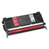 Lexmark C5242MH High-Yield Toner, 5000 Page-Yield, Magenta