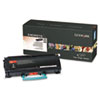 Lexmark X463H21G High-Yield Toner, 9000 Page-Yield, Black
