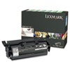 Lexmark X651A11A Toner, 7000 Page-Yield, Black