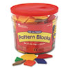 Learning Resources Pattern Blocks, Grades Pre-K and Up