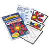 Learning Resources Intermediate Pattern Block Design Cards, for Grades 2-6