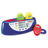 Learning Resources Time Tracker Tags Time Management System, LCD, 10 1/2 x 4 1/2 x 5