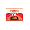 Maxell Premium Grade Mini DV Camcorder Tape Cassette, 60 Minutes
