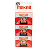 Maxell Premium Grade Mini DV Video Cassette, 60 Minutes