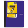 Composition Book, College Rule, 9-3/4 x 7-1/2, 1 Subject 100 Sheets, Assorted