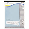 Mead Academie Watercolor Pad, 9 x 12, White, 15 Sheets