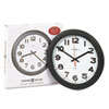 Howard Miller Norcross Auto Daylight-Savings Wall Clock, 12-1/4
