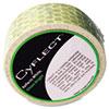 Miller's Creek Honeycomb Safety Tape, Fluorescent Green, 1 1/2