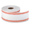 MMF Industries Automatic Coin Flat Wrapper Rolls, Pennies, $.50, 1900 Wrappers/Roll