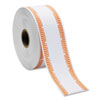 Automatic Coin Flat Wrapper Rolls, Quarters, $10, 1900 Wrappers/Roll