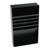 SteelMaster Four-Compartment Desk Drawer Stationery Holder, Steel, 18