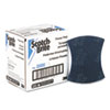 Scotch-Brite Industrial Power Pad, Blue, 3-7/8 x 5-1/2, 20/Carton