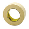 "High Performance Masking Tape, 1.88"" x 60 yards, 3"" Core, Tan"