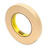 "High Performance Masking Tape, .70"" x 60 yards, 3"" Core"