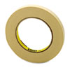 "General Purpose Masking Tape 234, .47"" x 60 yards, 3"" Core, Natural"