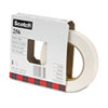 "Scotch 256 Printable Flatback Paper Tape, 3/4"" x 60yds, 3"" Core"