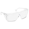 Tour Guard III Safety Glasses, Small, Clear Frame/Lens, 10/Box