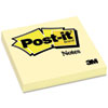 Original Notes, 3 x 3, Canary Yellow, 12 100-Sheet Pads/Pack
