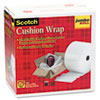 "Scotch Recyclable Cushion Wrap, 12"" x 175ft."