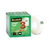Scotch Magic Tape Refill, 3/4