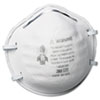 N95 Particle Respirator 8200 Mask, 20/Box
