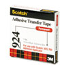 Scotch Adhesive Transfer Tape, 1/2