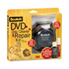 Scotch CD/DVD Disc Cleaner &amp; Repair Kit/Solution/Cloth