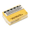 Scotch-Brite Industrial Commercial Cellulose Sponge, Yellow, 4-1/4 x 6