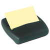Post-it Pop-up Notes Super Sticky Pop-up Note Pad Dispenser w/Visor Clip, 3 x 3 in., Black