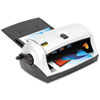Heat Free Laminator, 8-1/2&quot; Wide, 1/10&quot; Maximium Document Thickness