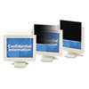 Notebook/LCD Privacy Monitor Filter for 20.1 Notebook/LCD Monitor
