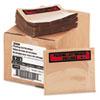 3M Top Print Self-Adhesive Packing List Envelope, 4 1/2 x 5 1/2, White, 1000/Box