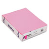 BriteHue Multipurpose Colored Paper, 20lb, 8-1/2 x 11, Ultra Pink, 500 Shts/Rm