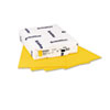 BriteHue Multipurpose Colored Paper, 24lb, 8-1/2 x 11, Yellow, 500 Sheets/Ream