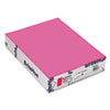 BriteHue Multipurpose Colored Paper, 20lb, 8-1/2x11, Ultra Fuchsia, 500 Shts/Rm