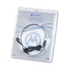Motorola 53815 Over-The-Ear Cushion Headset for CLS, RDX, XTN, AX Series Radios MTR53815 MTR 53815