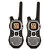 Talkabout MJ270R GMRS Two-Way Radios, 1 Watt, 22 Channels, 2/Pack