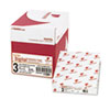 Nekoosa Fast Pack Digital Carbonless Paper, 8-1/2 x 11, White/Canary/Pink, 2500/Carton