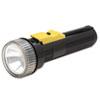 AbilityOne 6230001631856 Flashlight, Watertight, D Batteries, Black