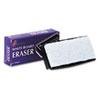 AbilityOne 7510013166213 Dry Erase Board Eraser, Foam, 5 1/4 x 1 1/2 x 2 1/2