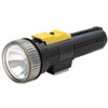 AbilityOne 6230007813671 Flashlight, w/Magnet, D Batteries, Black