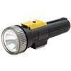AbilityOne 6230007813671 Flashlight, w/Magnet, D Batteries, Black