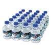 Bottled Spring Water, 8 oz., 24 Bottles/Carton