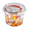 Fancy Assorted Hard Candy, Individually Wrapped, 2lb Tub